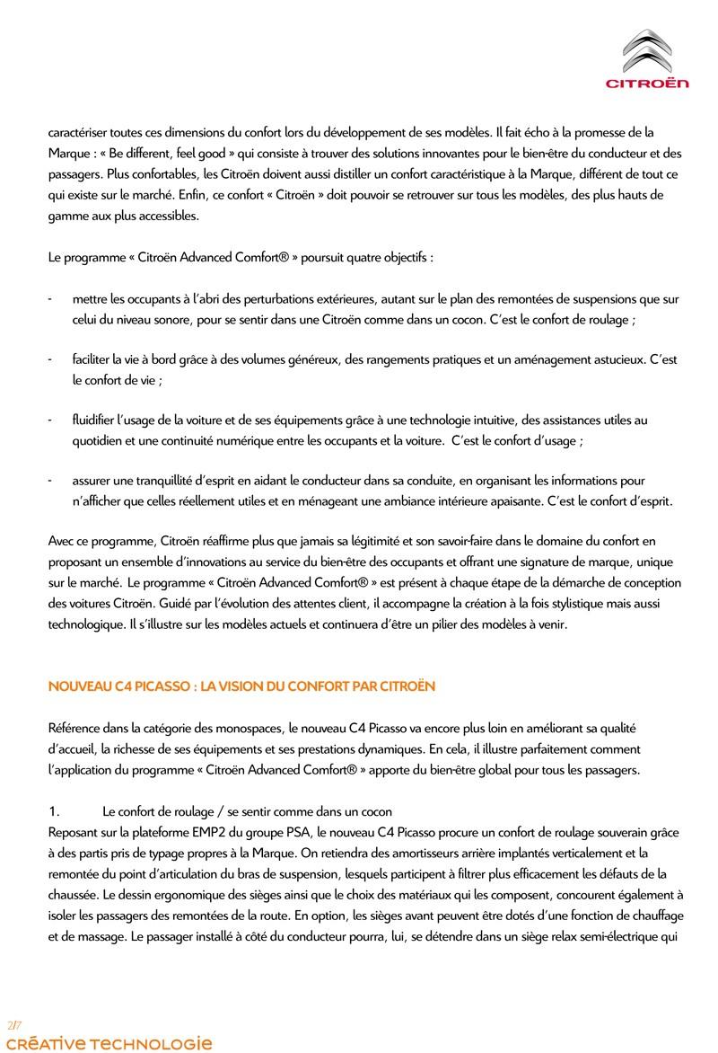 [INFORMATION] Programme Citroën Advanced Comfort Pour_d12