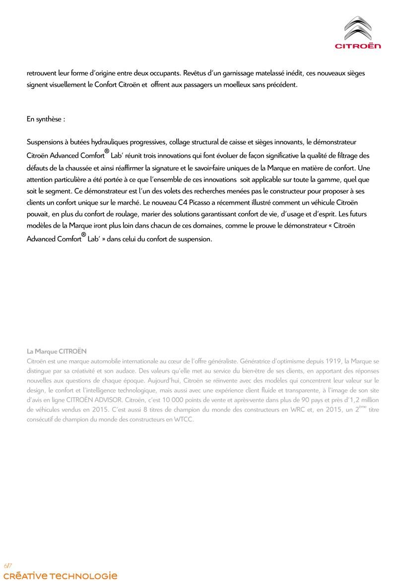 [INFORMATION] Programme Citroën Advanced Comfort Pour_d15