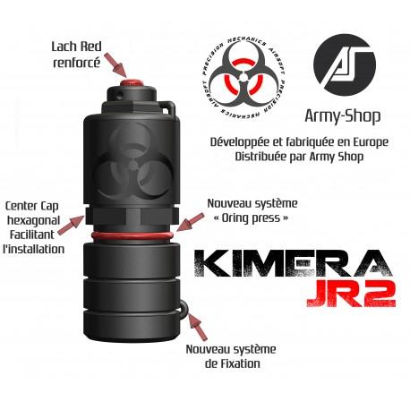 Et les grenades Kimera10