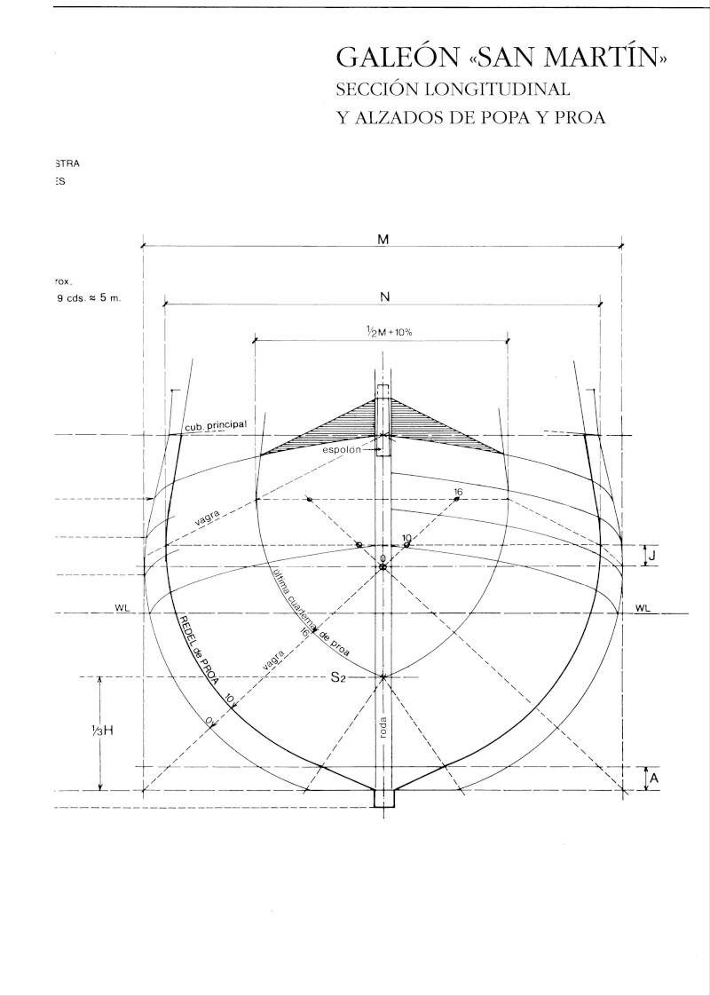 HMAV Bounty de Del prado au 1/48ème - Page 11 Galeon12