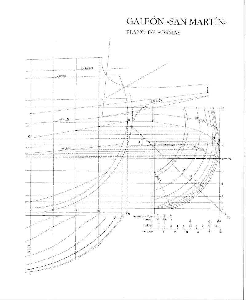 HMAV Bounty de Del prado au 1/48ème - Page 11 Galeon16