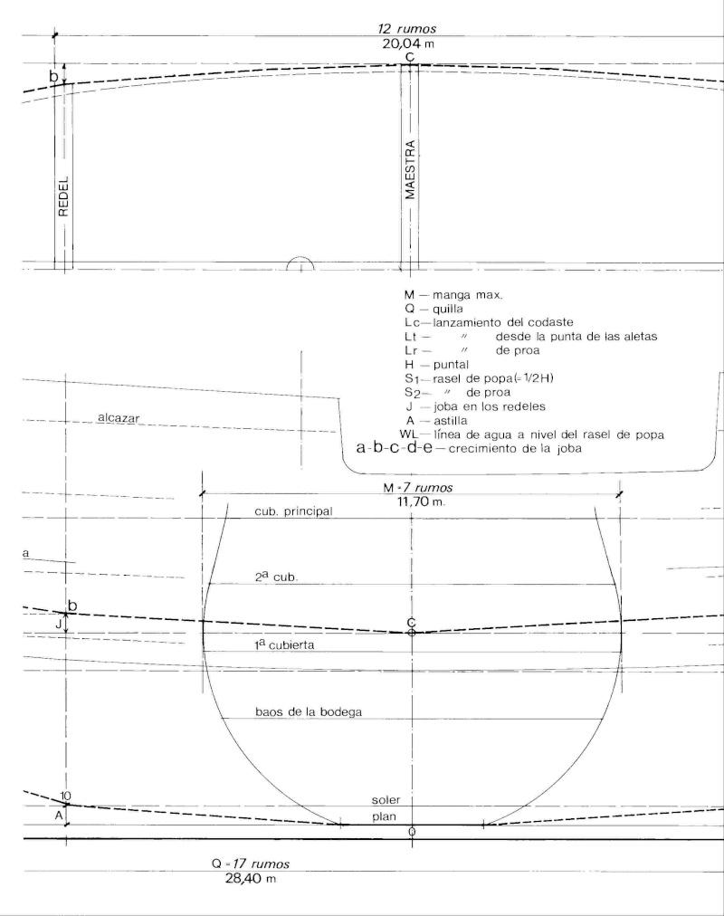 HMAV Bounty de Del prado au 1/48ème - Page 11 Galeon17