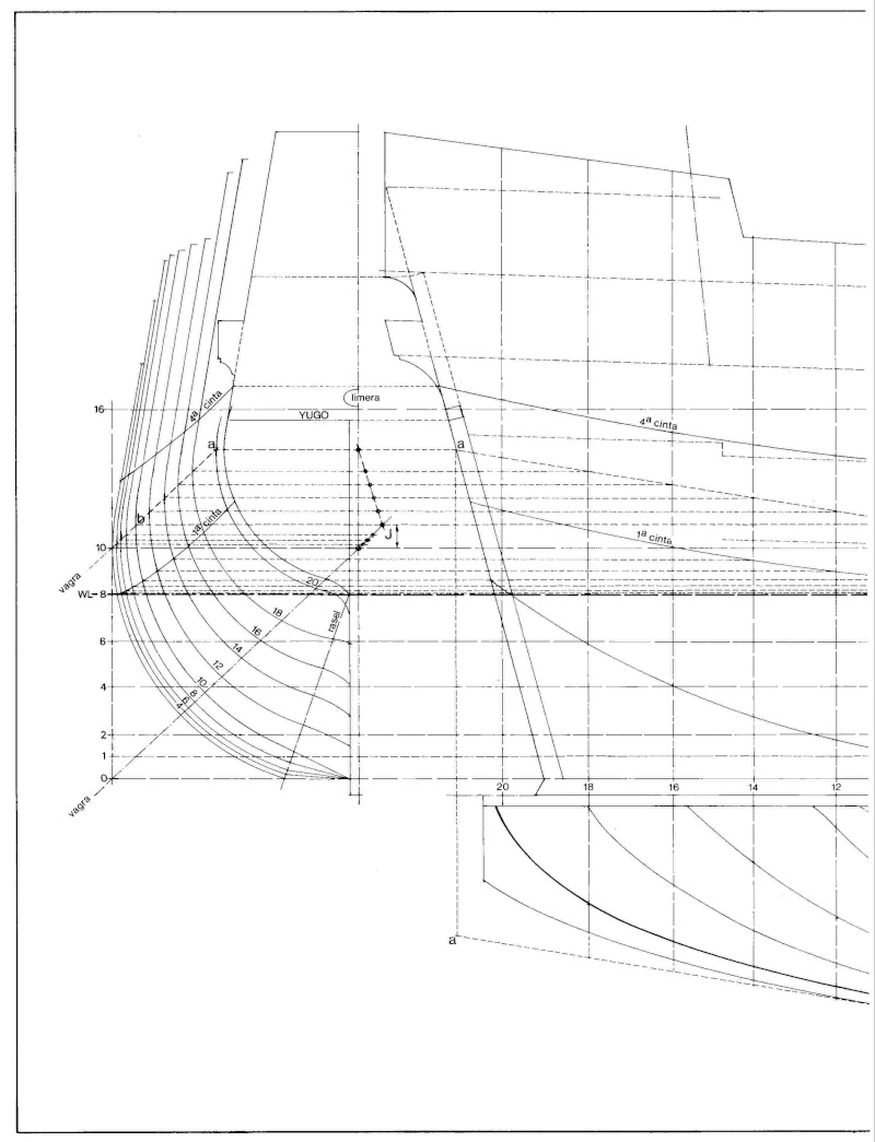 HMAV Bounty de Del prado au 1/48ème - Page 11 Galeon18