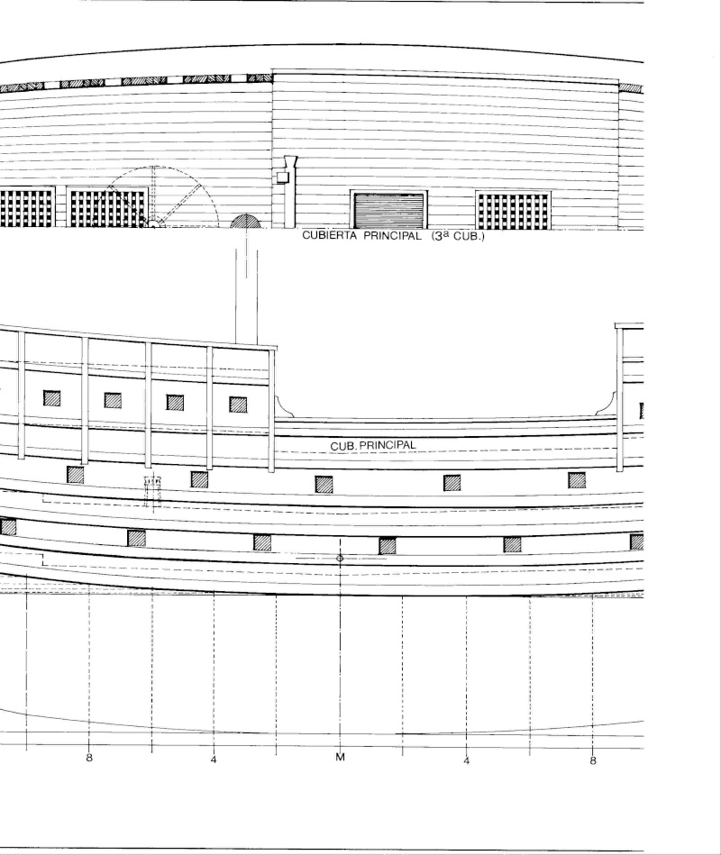 HMAV Bounty de Del prado au 1/48ème - Page 11 Galeon19