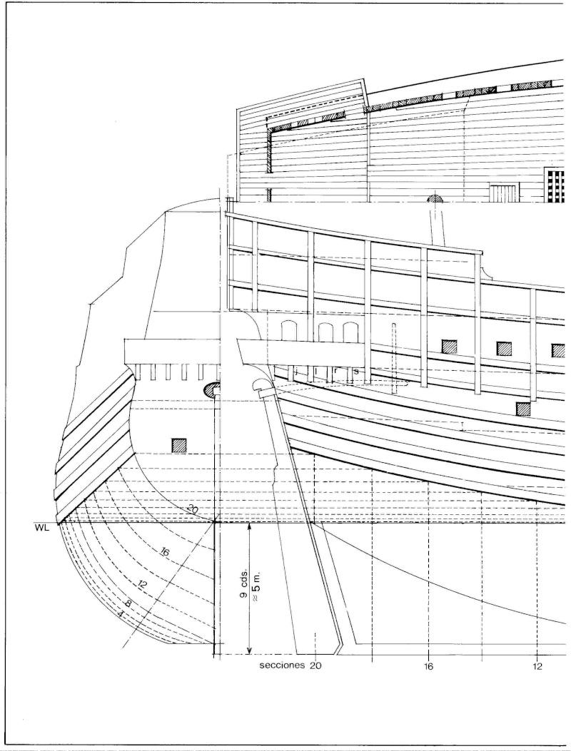 HMAV Bounty de Del prado au 1/48ème - Page 11 Galeon23