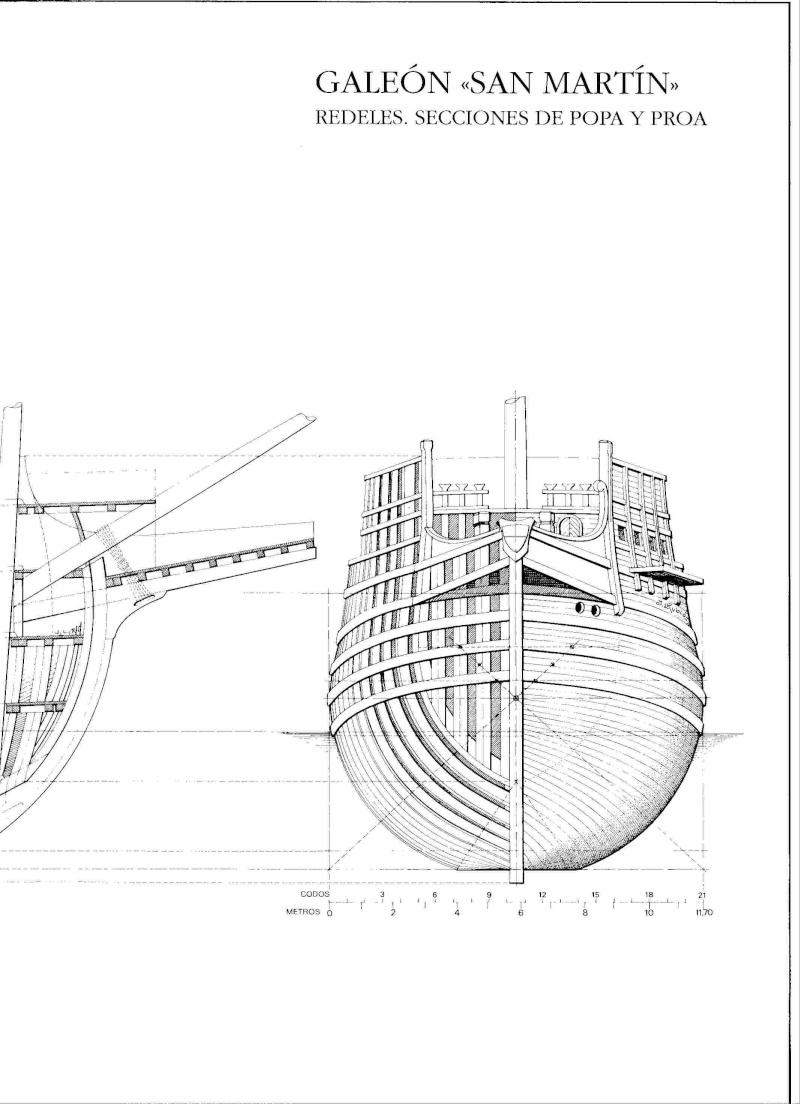 HMAV Bounty de Del prado au 1/48ème - Page 11 Galeon24