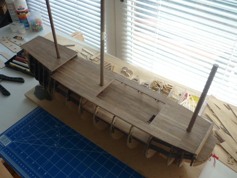Le HMS Victory de Constructo au 1/94  P1030116