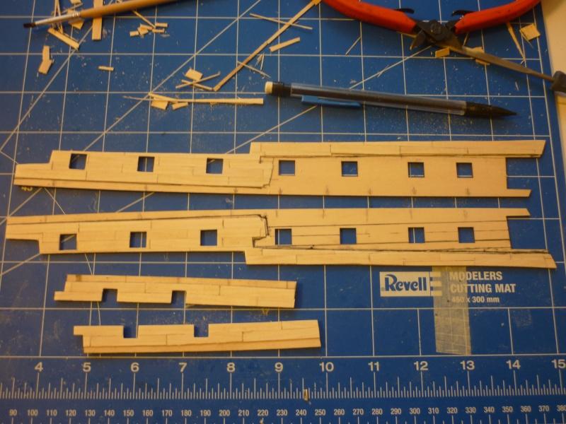 Le HMS Victory de Constructo au 1/94  P1030119