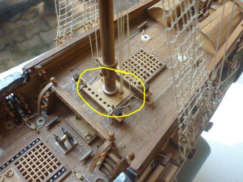 Le HMS Victory de Constructo au 1/94  P1050928