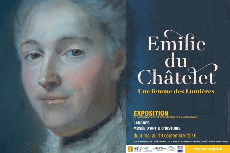 Exposition au musée de Langres : Emilie du Châtelet, une femme des Lumières 0315_e10