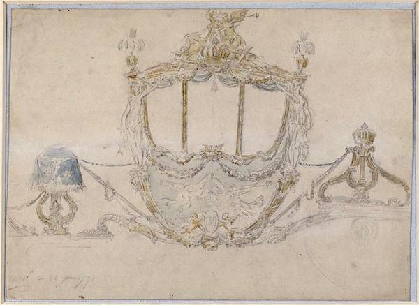 Enfin !   Réouverture de la Galerie des Carrosses à Versailles 80-00010