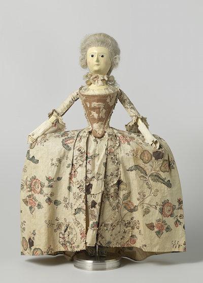 Mannequins et poupées de mode au XVIIIe siècle Asseti10