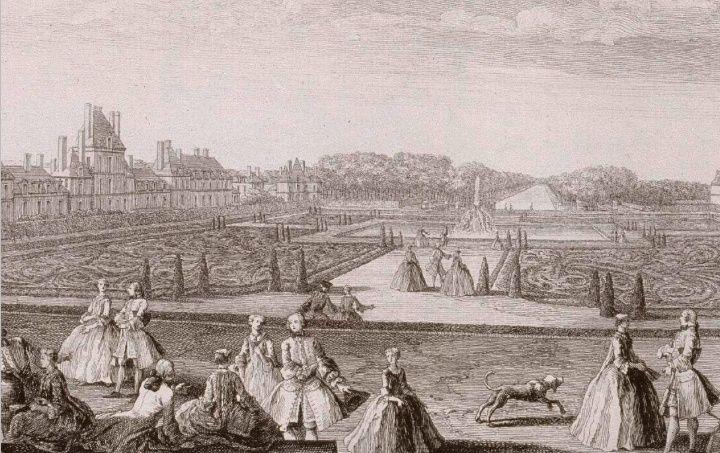 Expositions : Louis XV au château de Fontainebleau Captur14