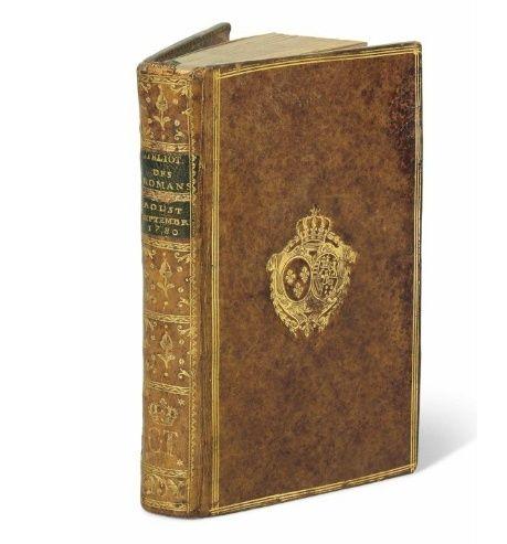 Les livres de la bibliothèque de Marie-Antoinette au Petit Trianon Livre_10