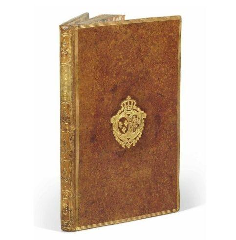 Les livres de la bibliothèque de Marie-Antoinette au Petit Trianon Livre_11