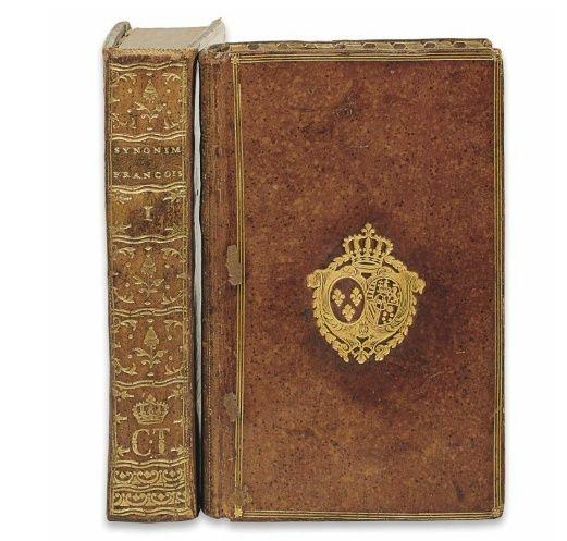 Les livres de la bibliothèque de Marie-Antoinette au Petit Trianon Livre_12