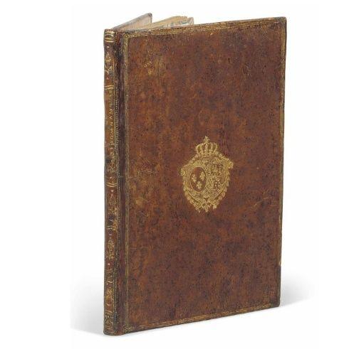 Les livres de la bibliothèque de Marie-Antoinette au Petit Trianon Livre_13