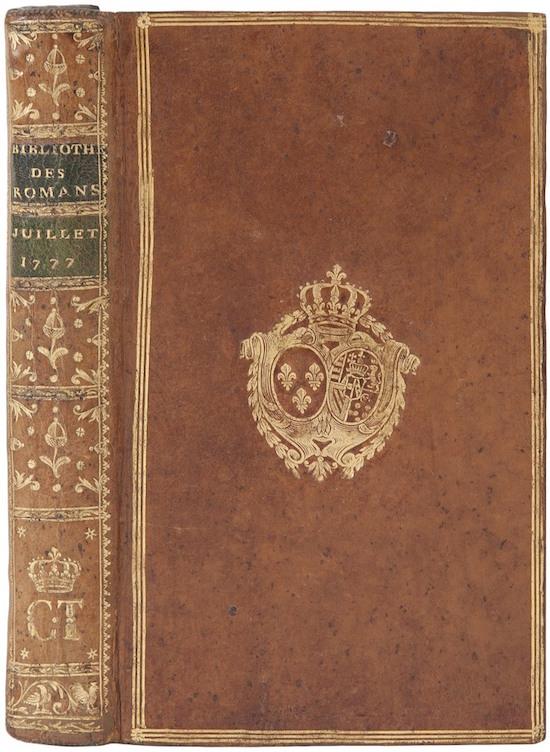 Les livres de la bibliothèque de Marie-Antoinette au Petit Trianon Livre_14
