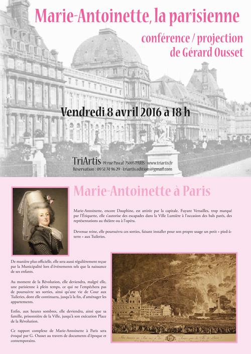 Conférence : Marie-Antoinette, la Parisienne Ma-con10