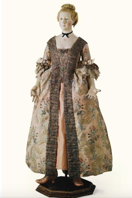 Mannequins et poupées de mode au XVIIIe siècle Manneq10
