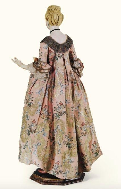 Mannequins et poupées de mode au XVIIIe siècle Manneq11