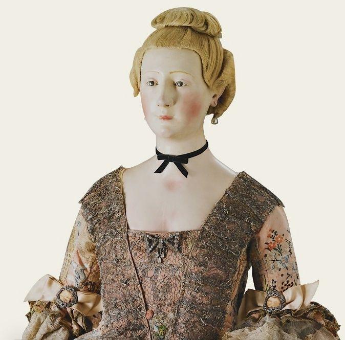 Mannequins et poupées de mode au XVIIIe siècle Manneq18