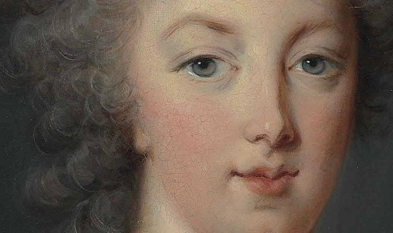Portraits posthumes de Marie-Antoinette, par Mme Vigée-Lebrun  Marie_10
