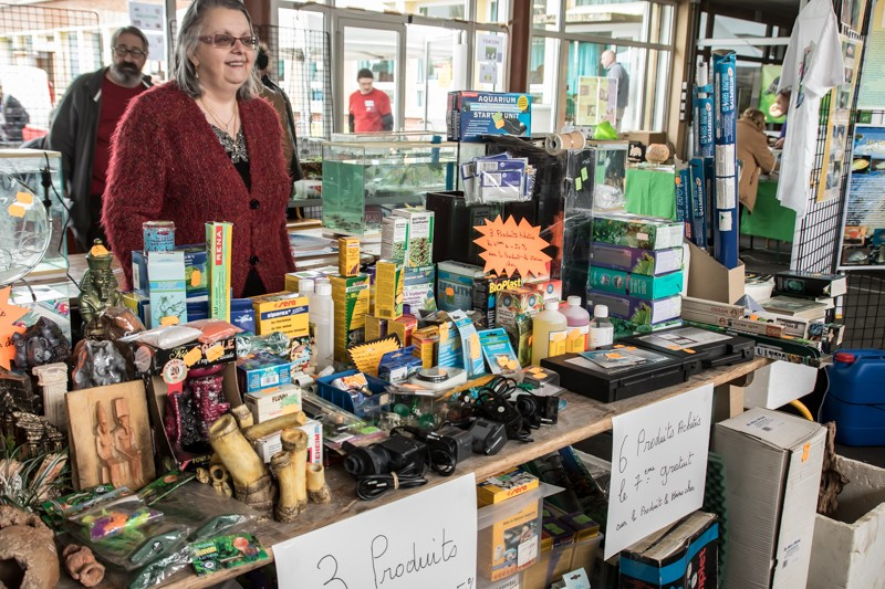 2ème bourse aux poissons de l'association Lille Aquariophile Club - Page 2 24042094