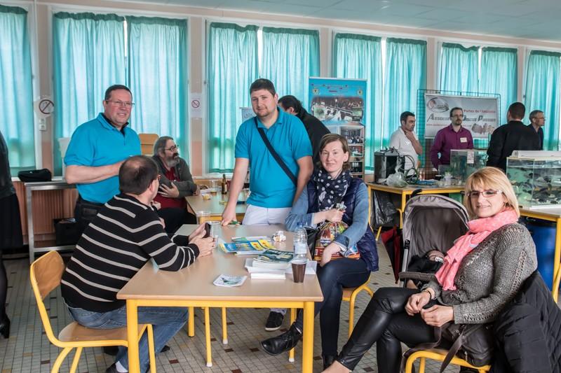 2ème bourse aux poissons de l'association Lille Aquariophile Club - Page 2 24042133
