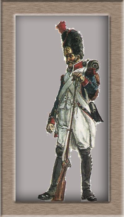 Grenadier 15e régiment Infanterie de la ligne Espagne 1807 MM 54m (modifications)  - Page 2 13051410