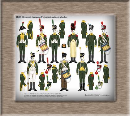 Grenadier 15e régiment Infanterie de la ligne Espagne 1807 MM 54m (modifications)  13183210
