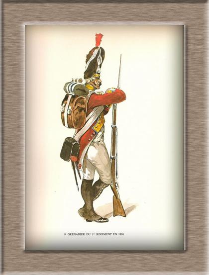 Grenadier 15e régiment Infanterie de la ligne Espagne 1807 MM 54m (modifications)  3edeeb10