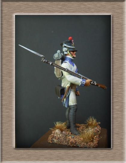 Grenadier 15e régiment Infanterie de la ligne Espagne 1807 MM 54m (modifications)  - Page 18 74_27210