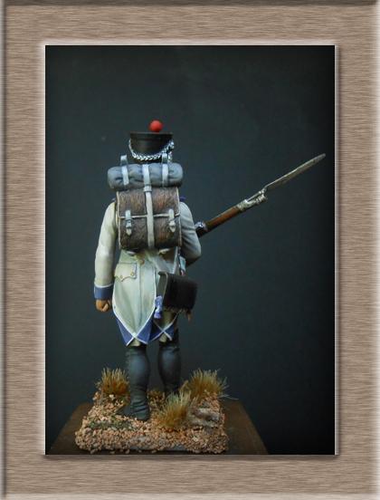 Grenadier 15e régiment Infanterie de la ligne Espagne 1807 MM 54m (modifications)  - Page 18 74_27311