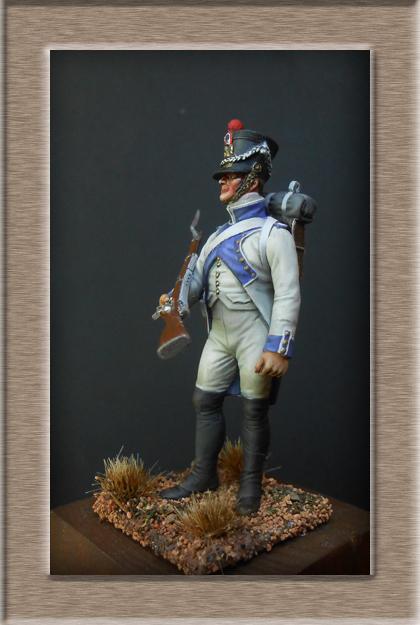 Grenadier 15e régiment Infanterie de la ligne Espagne 1807 MM 54m (modifications)  - Page 18 74_27312