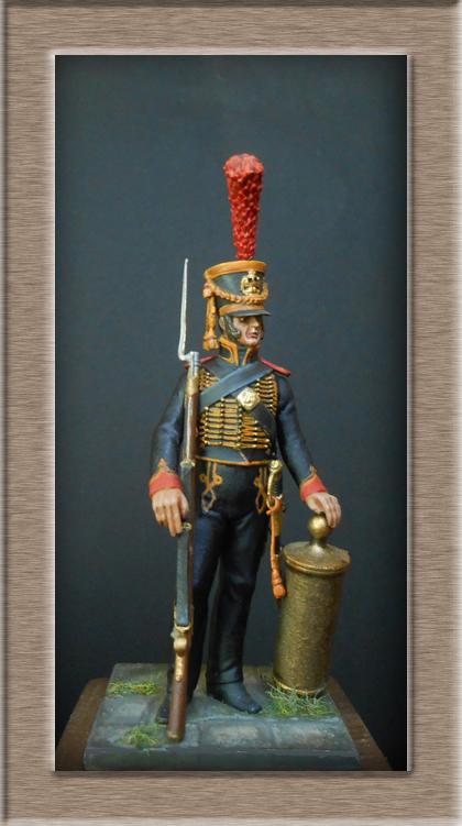 Grenadier 15e régiment Infanterie de la ligne Espagne 1807 MM 54m (modifications)  74_28610