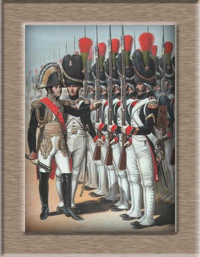 Grenadier 15e régiment Infanterie de la ligne Espagne 1807 MM 54m (modifications)  - Page 2 Chasse12