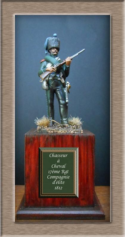 Chasseur à Cheval 16e régiment Compagnie d'élite 1812 Dscn5030