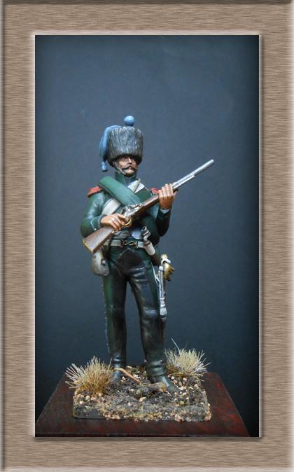 Chasseur à Cheval 16e régiment Compagnie d'élite 1812 Dscn5031