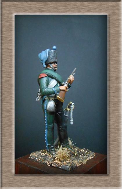 Chasseur à Cheval 16e régiment Compagnie d'élite 1812 Dscn5032