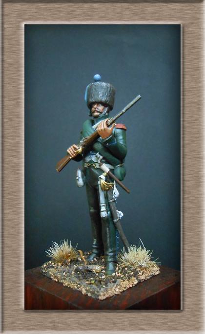 Chasseur à Cheval 16e régiment Compagnie d'élite 1812 Dscn5033