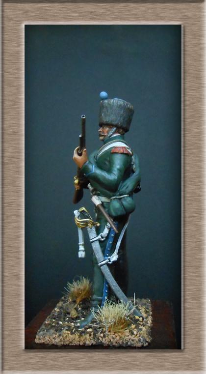 Chasseur à Cheval 16e régiment Compagnie d'élite 1812 Dscn5034