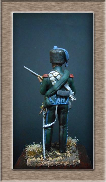 Chasseur à Cheval 16e régiment Compagnie d'élite 1812 Dscn5035