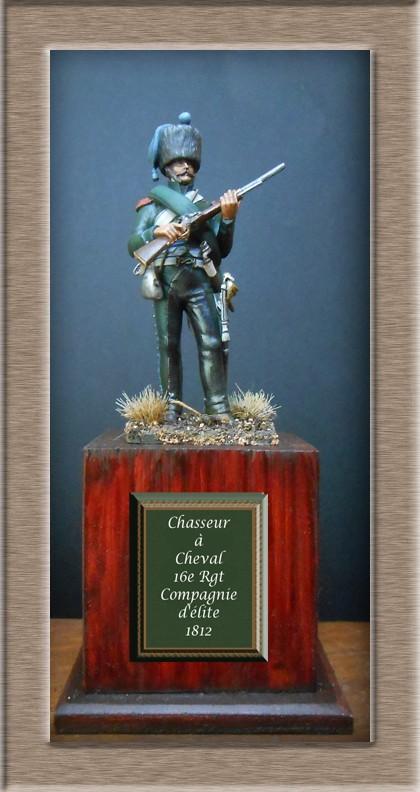 Chasseur à Cheval 16e régiment Compagnie d'élite 1812 Dscn5037