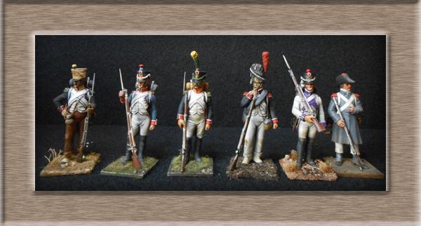 Grenadier 15e régiment Infanterie de la ligne Espagne 1807 MM 54m (modifications)  - Page 19 Dscn5038