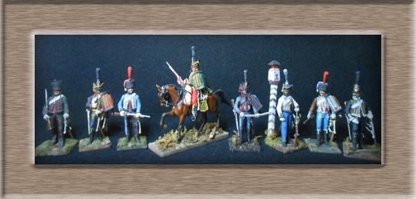 Grenadier 15e régiment Infanterie de la ligne Espagne 1807 MM 54m (modifications)  - Page 19 Dscn5041