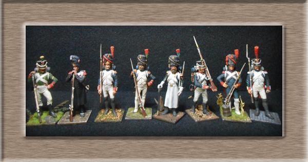 Grenadier 15e régiment Infanterie de la ligne Espagne 1807 MM 54m (modifications)  - Page 19 Dscn5111