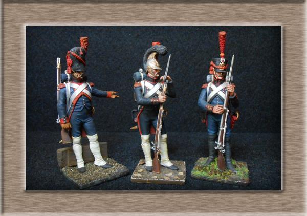 Grenadier 15e régiment Infanterie de la ligne Espagne 1807 MM 54m (modifications)  - Page 19 Dscn5114
