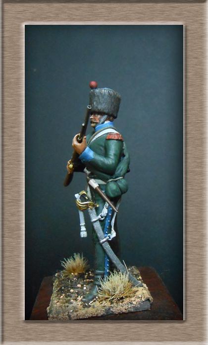 Chasseur à Cheval 16e régiment Compagnie d'élite 1812 Dscn5125