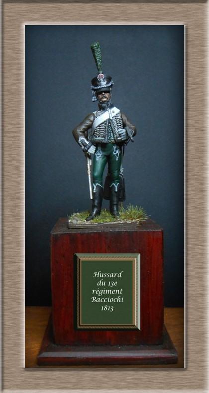 Hussard du 13è régiment Bacciochi 1813 Dscn5222